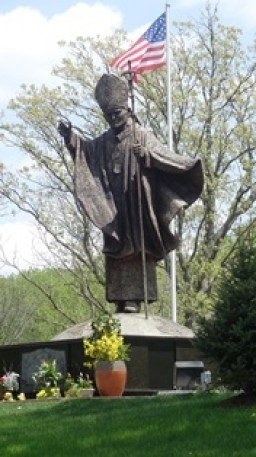 Sanktuarium Diecezjalne Św. Jana Pawła II w Willow Springs